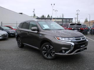 Used 2018 Mitsubishi Outlander Phev GT S-AWC PHEV Fully Loaded for sale in Surrey, BC