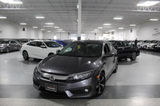 Used 2017 Honda Civic TOURING NO ACCIDENTS I NAVIGATION I LEATHER I LANEWATCH I BT for sale in Mississauga, ON