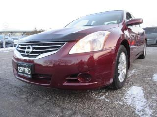 Used 2012 Nissan Altima ONLY 40,708 KMS for sale in Newmarket, ON