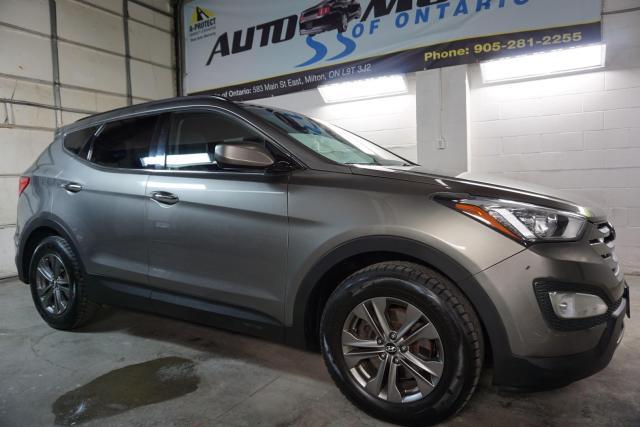 2015 Hyundai Santa Fe PREMUIM AWD CERTIFIED 2YR WARRANTY HEATED 4 SEATS & STEERING BLUETOOTH ALLOYS