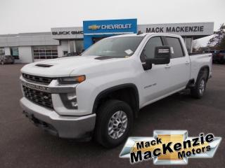 Used 2020 Chevrolet Silverado 2500 HD LT Crew Cab 4x4 for sale in Renfrew, ON