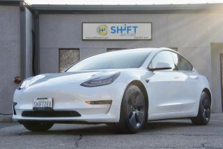 Used 2021 Tesla Model 3 STANDARD RANGE PLUS REFRESHED, CARFAX CLEAN! for sale in Oakville, ON