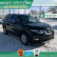 Used 2020 Nissan Rogue SV - Accident Free w/Mfg Warranty, AWD for sale in Saskatoon, SK
