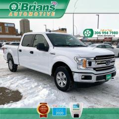 Used 2019 Ford F-150 XLT - Accident Free! w/Backup Camera, 4x4, Cruise, Air Conditioning for sale in Saskatoon, SK