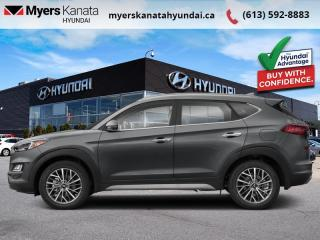 New 2021 Hyundai Tucson 2.4L Luxury AWD  - $224 B/W for sale in Kanata, ON