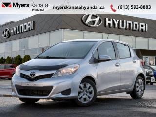 Used 2013 Toyota Yaris LE  - $70 B/W for sale in Kanata, ON