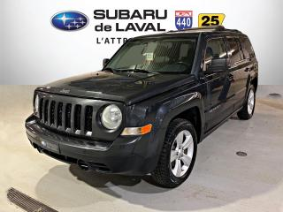 Used 2011 Jeep Patriot North 4X4 for sale in Laval, QC