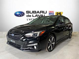 Used 2019 Subaru Impreza 2.0i  Sportech Tech*Cuir,Toit,Naviga for sale in Laval, QC