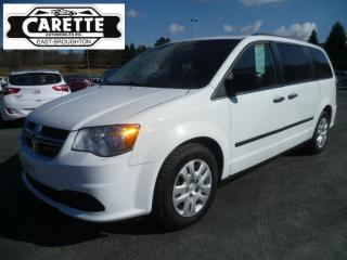 Used 2015 Dodge Grand Caravan SXT for sale in East broughton, QC