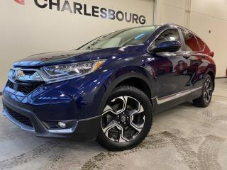 Used 2017 Honda CR-V Touring - AWD - Toit ouvrant for sale in Québec, QC
