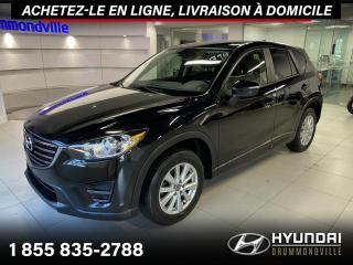 Used 2016 Mazda CX-5 GX AWD + GARANTIE + for sale in Drummondville, QC