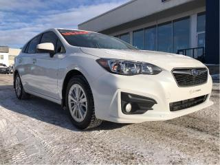 Used 2018 Subaru Impreza 2.0i Touring 5-door Manual for sale in Lévis, QC