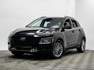Used 2018 Hyundai KONA AWD LUXURY GARANTIE 2026 OU 160 000KM CUIR TOIT for sale in Brossard, QC