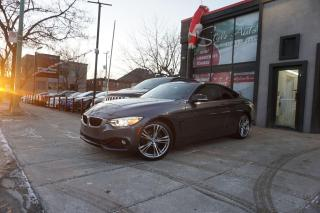 Used 2014 BMW 4 Series 428XDRIVE SPORT PACKAGE for sale in Laval, QC