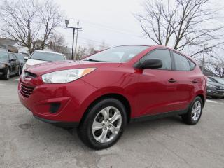 Used 2013 Hyundai Tucson GL AWD AUTOMATIQUE A/C SIÈGES CHAUFFANTS BLUETOOTH for sale in St-Eustache, QC