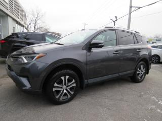 Used 2016 Toyota RAV4 AWD LE CAMERA SIÈGES CHAUFFANTS AUTOMATIQUE A/C for sale in St-Eustache, QC
