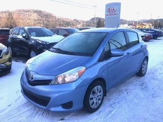 Used 2013 Toyota Yaris YARIS LE 2013 HATCHBACK AUTO for sale in Val-David, QC