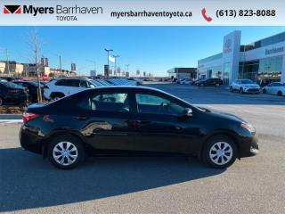 Used 2017 Toyota Corolla CE  - Bluetooth - $95 B/W for sale in Ottawa, ON