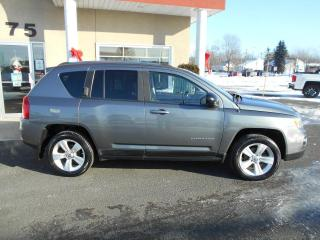Used 2011 Jeep Compass North Edition 4x4 for sale in Lévis, QC