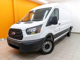 Used 2017 Ford Transit 250 EMP LONG *TOIT MOYEN* CAMERA *BLUETOOTH* PROMO for sale in St-Jérôme, QC