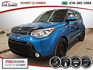Used 2015 Kia Soul SX* LUXE* GPS* TOIT PANO* CUIR* for sale in Québec, QC