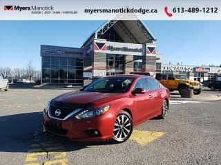 Used 2017 Nissan Altima 2.5 SL Tech  Loaded, Leather, Sunroof, Navi - $147 B/W for sale in Ottawa, ON