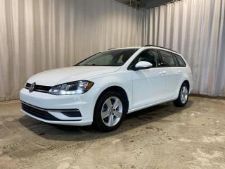 Used 2018 Volkswagen Golf Sportwagen SPORTWAGEN Trendline 4MOTION (4WD,4X4,AW for sale in Sherbrooke, QC