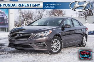 Used 2015 Hyundai Sonata 4 PORTES 2.4L GLS**SMART KEY, VOLANT CHAUFFANTS** for sale in Repentigny, QC