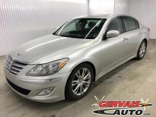 Used 2013 Hyundai Genesis Premium GPS Cuir Toit Ouvrant Mags for sale in Shawinigan, QC