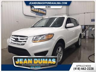 Used 2010 Hyundai Santa Fe 116 000 KILOS SEULEMENT DÉMARREUR A/C GR for sale in Alma, QC
