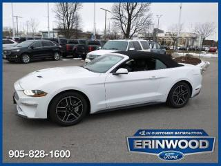 New 2020 Ford Mustang EcoBoost Premium for sale in Mississauga, ON