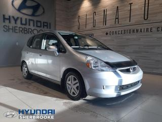 Used 2007 Honda Fit BAS KILO  LX  AIR CLIMATISÉ  AUTOMATIQUE for sale in Sherbrooke, QC
