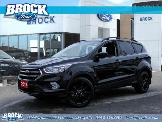 Used 2018 Ford Escape SE for sale in Niagara Falls, ON