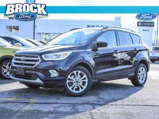 Used 2017 Ford Escape SE for sale in Niagara Falls, ON