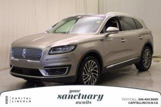 New 2020 Lincoln Nautilus RESERVE for sale in Regina, SK