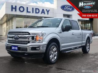 Used 2018 Ford F-150 XLT for sale in Peterborough, ON