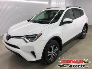Used 2017 Toyota RAV4 LE AWD BLUETOOTH CAMÉRA SIÈGES CHAUFFANTS *Toyota Safety Sense* for sale in Shawinigan, QC