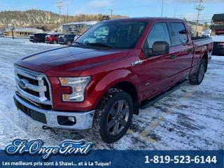 Used 2016 Ford F-150 Cab SuperCrew 4RM 157 po XLT for sale in Shawinigan, QC