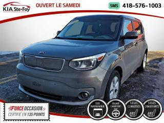 Used 2016 Kia Soul EV EV LUXE* CUIR* TOIT PANO* CAMERA* SIEGES for sale in Québec, QC