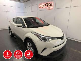 Used 2018 Toyota C-HR LE - SIÈGES CHAUFFANTS for sale in Québec, QC