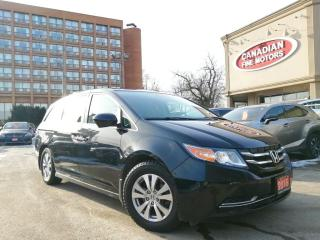 Used 2016 Honda Odyssey LEATHER | ROOF | CAM | 4 NEW SNOW TIRES* | REMOTE STARTER | for sale in Scarborough, ON