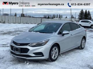 Used 2018 Chevrolet Cruze LT  Great Cruze for sale in Orleans, ON