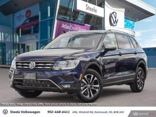 New 2021 Volkswagen Tiguan United for sale in Dartmouth, NS