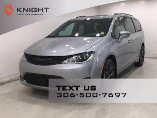 New 2020 Chrysler Pacifica Touring-L Plus S FWD | Leather | DVD | Sunroof | Navigation | for sale in Regina, SK