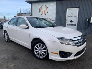 Used 2010 Ford Fusion ***SE,AUTOMATIQUE,A/C,PNEUS D'HIVER*** for sale in Longueuil, QC