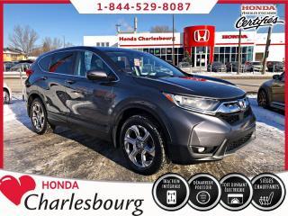 Used 2017 Honda CR-V EX AWD ***31 123 KM*** for sale in Charlesbourg, QC