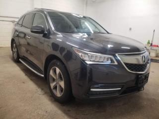 Used 2016 Acura MDX for sale in Nipigon, ON