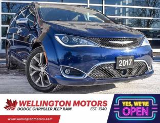 Used 2017 Chrysler Pacifica Limited | New Tires | DVD | 8 Passenger !! for sale in Guelph, ON