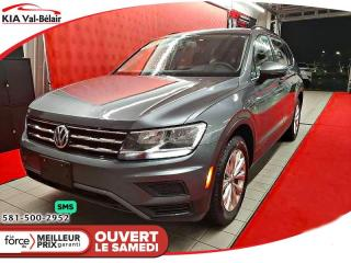 Used 2019 Volkswagen Tiguan *TRENDLINE*AWD*BLUETOOTH*CAMÉRA* for sale in Québec, QC