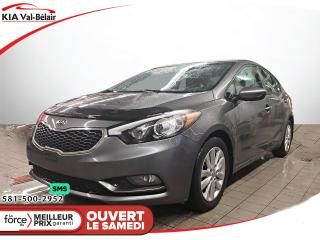Used 2016 Kia Forte *LX*BLUETOOTH*CRUISE*A/C for sale in Québec, QC